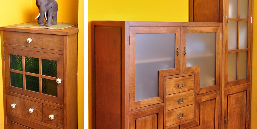 Trabajos de carpinteria ebanisteria y artesan a en for Proyecto de muebles de madera